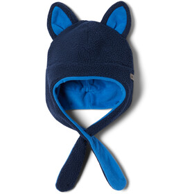 Columbia Tiny Animal II Beanie Kinder collegiate navy/bright indigo